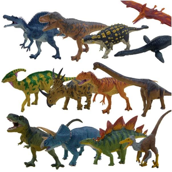 Dinosaurs Toys Collection : Favorite complete dinosaur toy collection