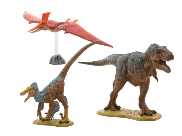 Dinosaurs Toys Collection : Favorite dinosaur toy collection