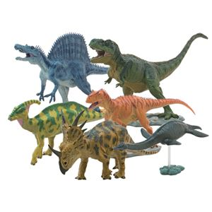 Favorite Dinosaur Toy Collection 6