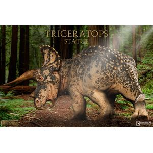 Triceratops Statue by Sideshow Collectibles