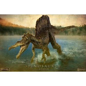 Spinosaurus Statue by Sideshow Collectibles