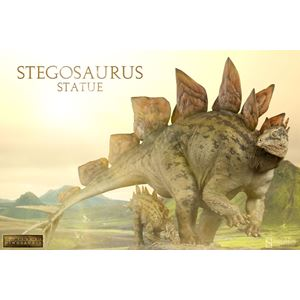 Stegosaurus Statue by Sideshow Collectibles