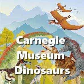 view Carnegie Museum Dinosaurs products