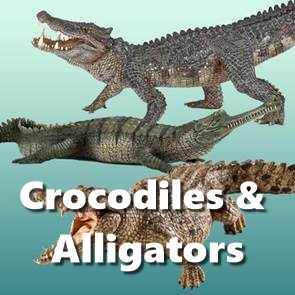 view Crocodile & Alligator Toys & Models products
