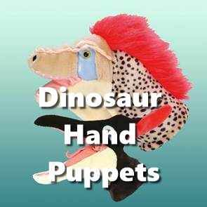 view Dinosaur Hand Puppets products