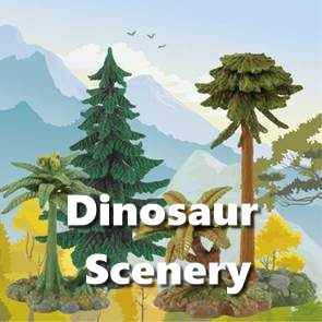 view Dinosaur Scenery products