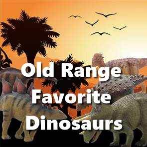 view Favorite Dinosaurs products