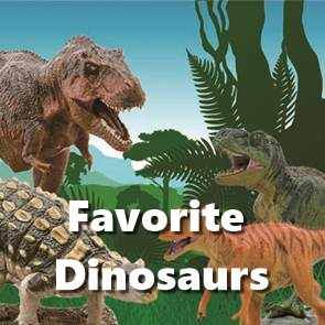 view NEW Favorite Dinosaurs products