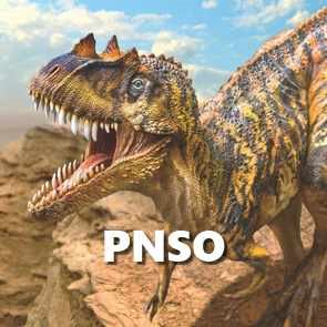 PNSO Replica Dinosaur Models