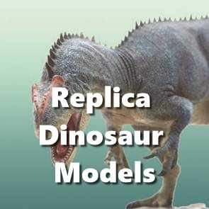 Replica Dinosaur Models