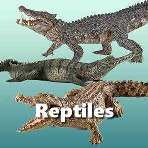 Reptile Toys & Models