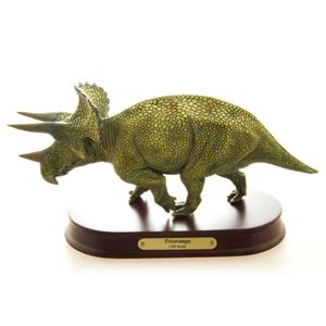 Triceratops Desktop Model