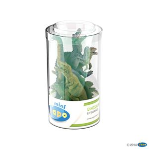 Papo Mini Dinosaurs Tub