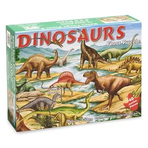 Dinosaur Floor Puzzle (48pc)