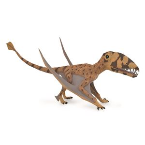Dimorphodon with moveable jaw