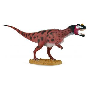 Ceratosaurus with movable jaw