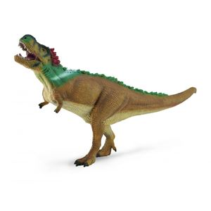 Feathered Tyrannosaurus Rex with movable jaw