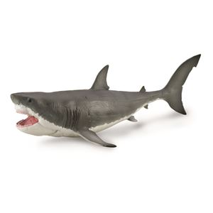 Megalodon with Movable Jaw - 1:40 scale