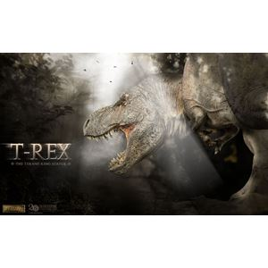 T-rex: The Tyrant King Statue by Sideshow Collectibles